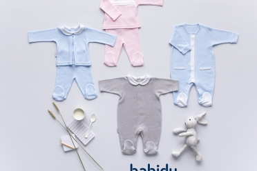Essential clothing for the newborn.