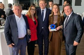 BABIDU, premio la Razón Comunidad Valenciana a la empresa líder en Moda Infantil